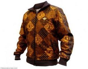 Jaket Adidas Originals versi Batik