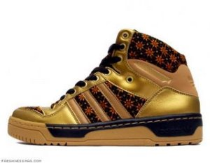 Sepatu Adidas Original Versi Batik