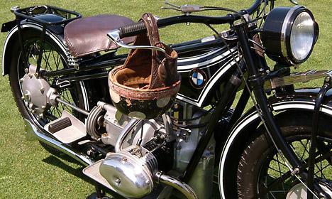 Bmw klasik motor #3